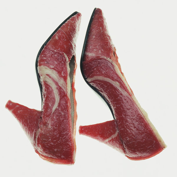 "Pumps ""Taberu Kutsu"" (""Shoes to eat"")"