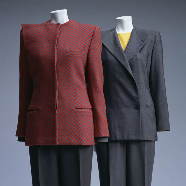 Pantsuit [Left] Pantsuit [Right]