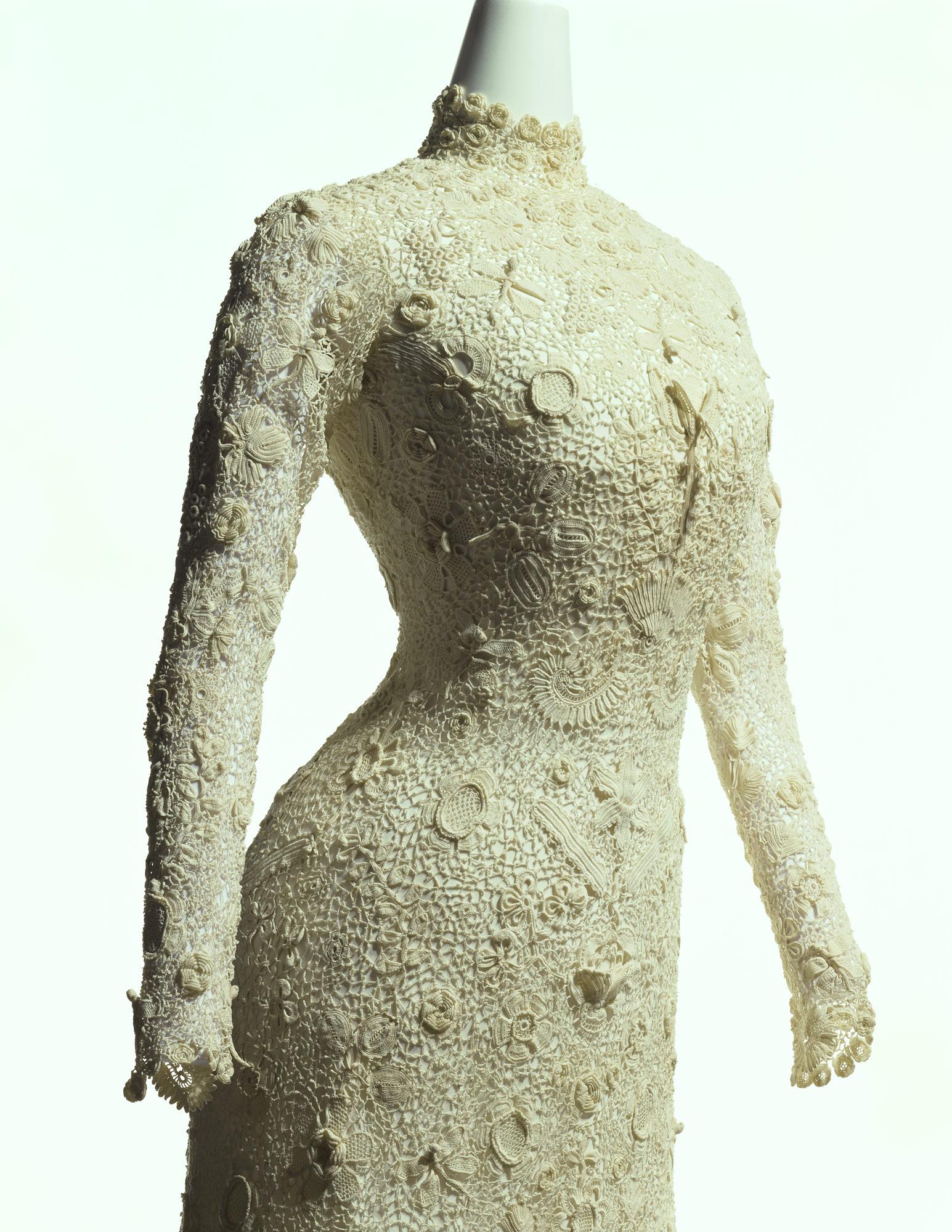 История вязания спицами. Первая вязаная одежда 430