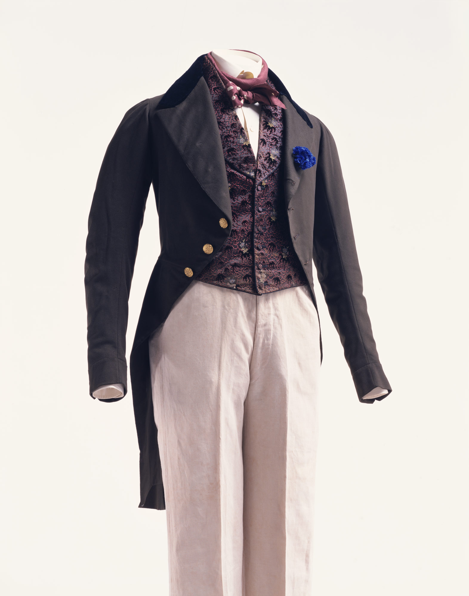 Tailcoat Costume - Fashion, Sewing Patterns, Inspiration